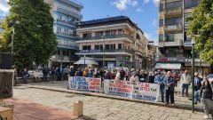 Συλλαλητήριο στη Νάουσα