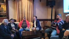 Συναντήσεις  Δημάρχου Νάουσας με δημότες στις Τοπικές Κοινότητες   Ροδοχωρίου και Γιαννακοχωρίου