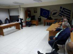 Σύσταση οργανωτικής επιτροπής και προγραμματισμός κινητοποιήσεων αποφασίστηκε, ύστερα από την συγκέντρωση των μικροιδιοκτητων κατοίκων των Ριζωμάτων