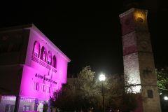 Ολοκληρώθηκαν οι δράσεις ευαισθητοποίησης και ενημέρωσης κατά του καρκίνου του μαστού από τον Δήμο Νάουσας