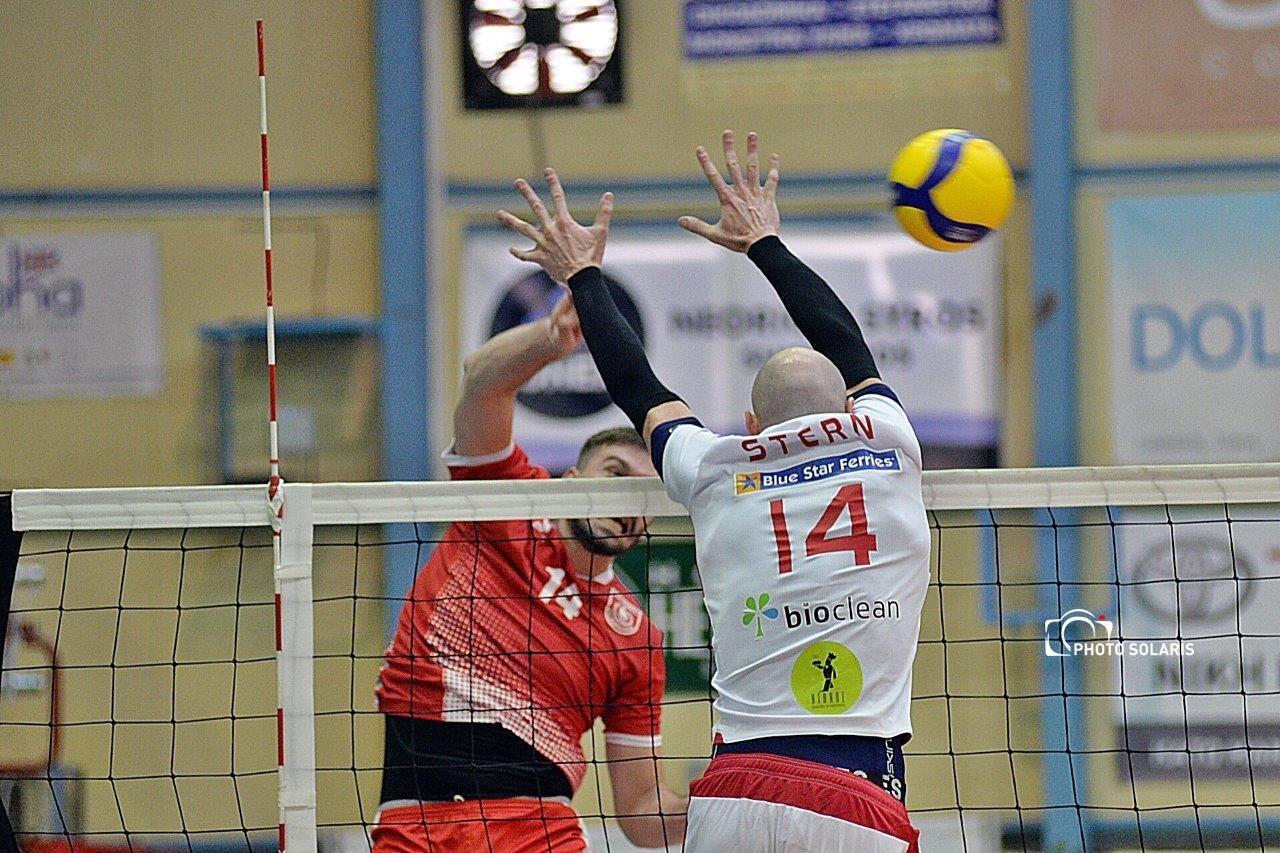 ΑΠΣ Φίλιππος Βέροιας: Γνώρισε την ήττα στο πρώτο ματς της ιστορίας του στην Volleyleague