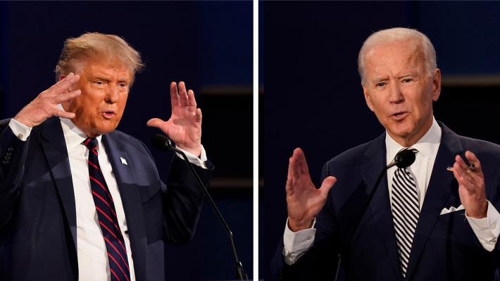 «Φορτσάρουν» Τραμπ και Μπάιντεν στην τελική ευθεία για τις εκλογές της 3ης Νοέμβρη