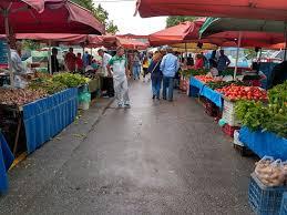 Αναστολή λειτουργίας της Κυριακάτικης Αγοράς της Τ.Κ. Ριζωμάτων λόγω    COVID 19