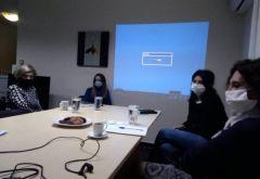 Εκπαιδευτικοί του 5ου ΓΕΛ στο Κέντρο Συμβουλευτικής Υποστήριξης Γυναικών Δ. Βέροιας