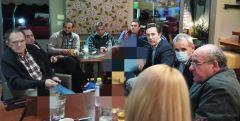 Συναντήσεις Δημάρχου Νάουσας με δημότες σε Μονόσπιτα και Στενήμαχο