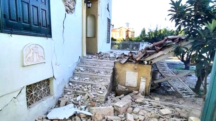 Ευθ. Λέκκας: Ήταν ένας επιφανειακός σεισμός και έγινε αισθητός σε ολόκληρη την Ελλάδα