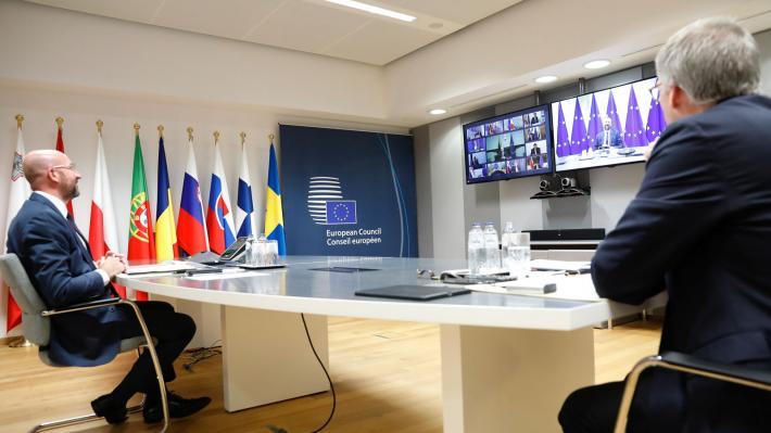 ΕΕ: Έκτακτη σύνοδος κορυφής την Πέμπτη για τον κορονοϊό