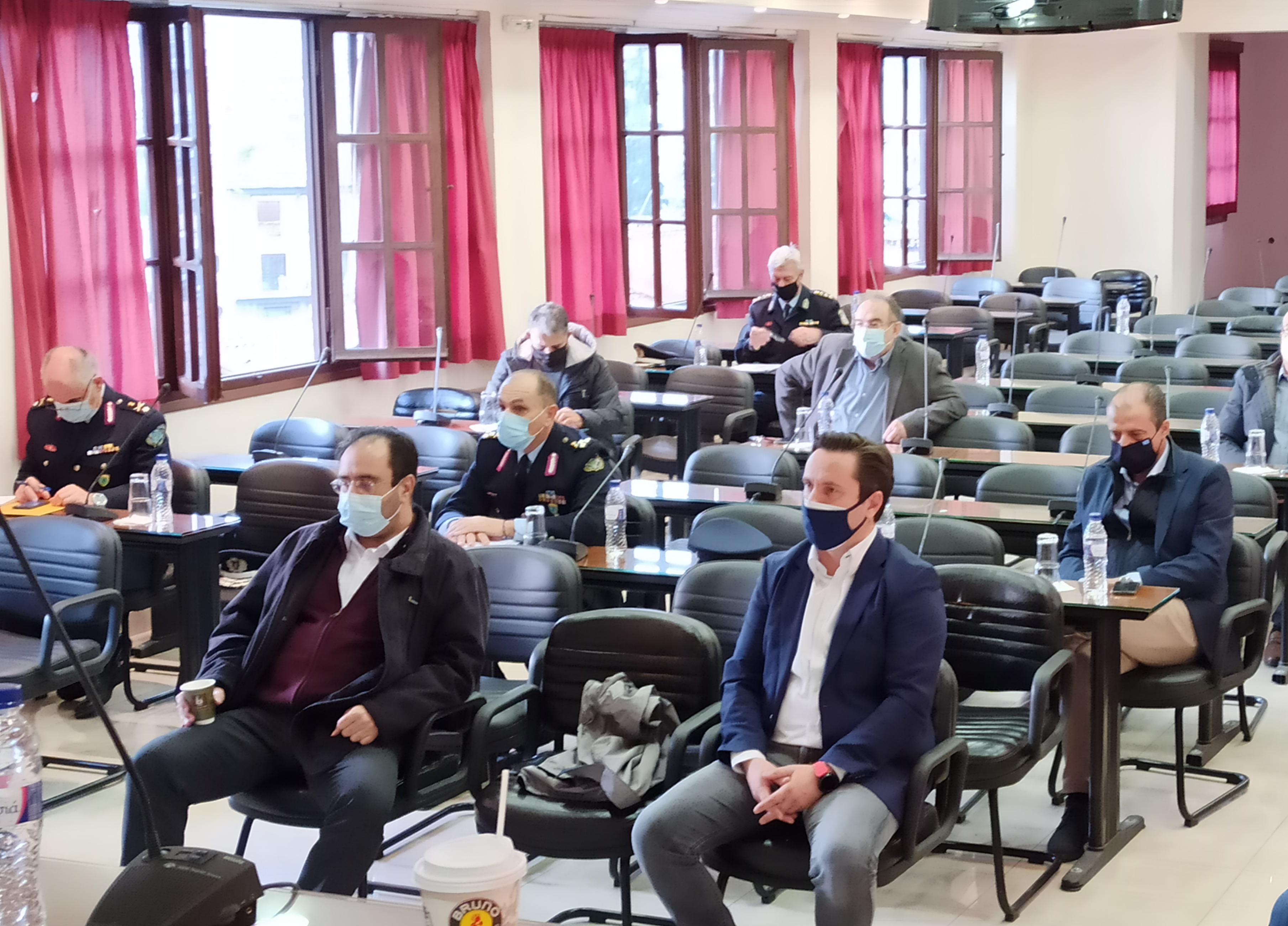 Δήλωση Δημάρχου Νάουσας για τη σημερινή ευρεία σύσκεψη εκπροσώπων φορέων της Ημαθίας στη Βέροια, με επικεφαλής τον Υπουργό Προστασίας του Πολίτη κ. Μιχάλη Χρυσοχοϊδη