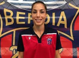 Αθηνά Βασιλειάδου, αθλήτρια χάντμπολ της ομάδας «ΒΕΡΟΙΑ 2017»: «Ο αθλητισμός βοηθά και στους καιρούς της πανδημίας για τη σωματική και ψυχική υγεία»