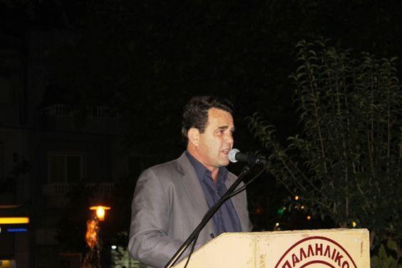 Σάκης Τσίτσης πρόεδρος Εργατικού Κέντρου Νάουσας: «Δεν θα καθίσουμε με σταυρωμένα τα χέρια όσο τσακίζουν τα δικαιώματά μας και τις ζωές μας»