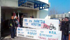 Παρέμβαση του Αγροτικού Συλλόγου «Μαρίνος Αντύπας» για χαράτσια για τη δήλωση του ΟΣΔΕ