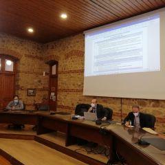 Σύσκεψη στο Δημαρχείο Βέροιας για τον περιορισμό της πανδημίας σε τοπικό επίπεδο