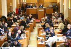 ΠΕΡΙΦΕΡΕΙΑΚΟ ΣΥΜΒΟΥΛΙΟ ΚΕΝΤΡΙΚΗΣ ΜΑΚΕΔΟΝΙΑΣ: Ζητά την αποπομπή της παράταξης της Χρυσής Αυγής από το Συμβούλιο