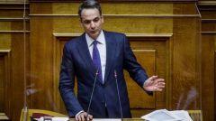 «Δομικές μεταρρυθμίσεις» και ζεστό χρήμα τάζει στο κεφάλαιο ο πρωθυπουργός