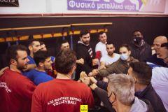 Επέστρεψε στις προπονήσεις ο ΑΠΣ Φίλιππος Βέροιας Volleyball
