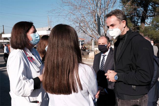 ΚΥΡ. ΜΗΤΣΟΤΑΚΗΣ: Εναποθέτει τις «ελπίδες» στο εμβόλιο, παραπέμπει στις ελληνικές καλένδες την θωράκιση του συστήματος Υγείας