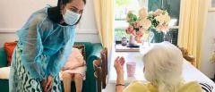 Ελλάδα: Γιαγιά 117 ετών έκανε το εμβόλιο!