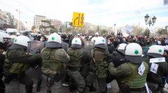 Ανακοίνωση ΚΚΕ  για την αστυνομική βία στο πρωινό φοιτητικό συλλαλητήριο της Θεσσαλονίκης