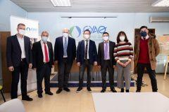 Η ΕΥΑΘ παρέχει τεχνογνωσία GIS στον Δήμο Νάουσας