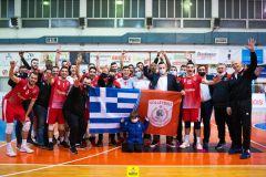 """Με ΠΑΟΚ ο Φίλιππος Βέροιας Volleyball στα ημιτελικά του Λιγκ Καπ """"Ν. Σαμαράς"""""""