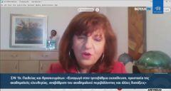 Ομιλία στη Βουλή της βουλευτή του ΣΥΡΙΖΑ ΠΡΟΟΔΕΥΤΙΚΗ ΣΥΜΜΑΧΙΑ Ημαθίας Φρόσως Καρασαρλίδου για το νέο νομοσχέδιο για την Παιδεία