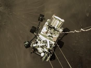 Προετοιμασία για εξωβιολογική εξερεύνηση και πρώτη πτήση ελικοπτέρου στον Αρη