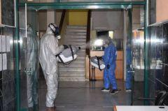 Συνεχίζονται τα μέτρα για τον περιορισμό της εξάπλωσης του COVID-19 στο Δήμο Αλεξάνδρειας