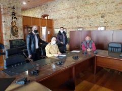 Σύμβαση για κατεδάφιση επικίνδυνων και αυθαίρετων κτισμάτων υπέγραψε ο δήμος Βέροιας