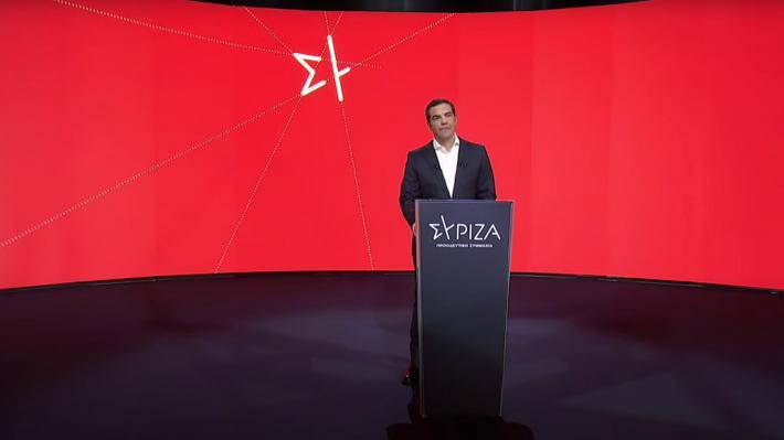 ΑΛΕΞΗΣ ΤΣΙΠΡΑΣ: Υπόσχεται τώρα ένα νέο ΕΣΥ που δεν έφτιαξε η κυβέρνηση ΣΥΡΙΖΑ