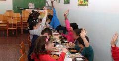 ΣΥΛΛΟΓΟΣ ΕΚΠ/ΚΩΝ Π.Ε. ΗΜΑΘΙΑΣ :Αιφνιδιαστική προσωρινή διακοπή προγράμματος διανομής σχολικών γευμάτων