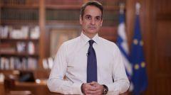 ΚΥΡ. ΜΗΤΣΟΤΑΚΗΣ: Θεωρεί πως όλα είναι «καλώς καμωμένα» από την κυβέρνηση και φορτώνει στο λαό την ευθύνη για την εκτίναξη των κρουσμάτων