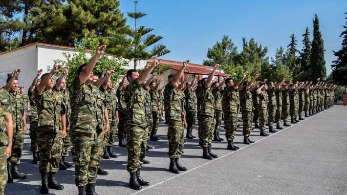 ΚΟΜΜΟΥΝΙΣΤΙΚΗ ΝΕΟΛΑΙΑ ΕΛΛΑΔΑΣ: Όχι στην αύξηση της θητείας . Τώρα μέτρα στήριξης των στρατιωτών