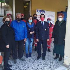 Με επιτυχία και τη συγκινητική συμμετοχή των πολιτών ολοκληρώθηκε η  1η Τακτική Ετήσια Εθελοντική Αιμοδοσία του Δήμου Νάουσας
