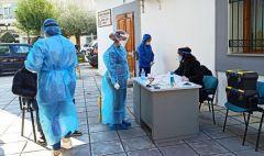 Δωρεάν rapid tests στην Τ.Κ. Επισκοπής, με πρωτοβουλία του Δήμου Νάουσας σε συνεργασία με τον ΕΟΔΥ
