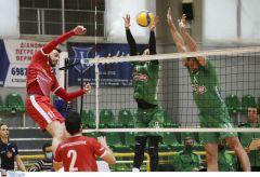 ΑΠΣ Φίλιππος Βέροιας Volleyall: ήταν ανταγωνιστικός για δύο σετ κόντρα στον πρωταθλητή Παναθηναϊκό
