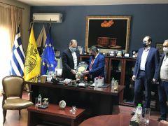 Σπ. Λιβανός : Bασικός προσανατολισμός του ΥΠΑΑΤ είναι η προώθηση της ελληνικής διατροφής ως brand name και η ενίσχυση της ανταγωνιστικότητας των ελληνικών προϊόντων