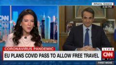 Ο Κ. ΜΗΤΣΟΤΑΚΗΣ ΣΤΟ CNN : Προτεραιότητα ο Τουρισμός και 15 Μάη ανοίγει τις πύλες της χώρας