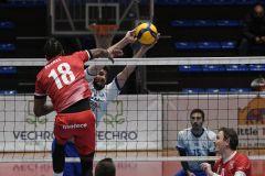 """Φίλιππος Βέροιας Volleyball: """"Λύγισε"""" από την κόπωση και το σερβίς της Κηφισιάς"""