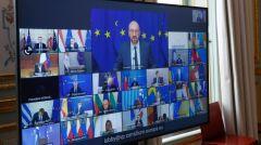 ΣΥΝΟΔΟΣ ΚΟΡΥΦΗΣ ΤΗΣ ΕΕ: «Στρατηγικό συμφέρον» για την ΕΕ η ανάπτυξη συνεργασίας με την Τουρκία