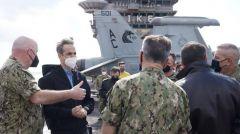ΤΟ ΚΚΕ ΓΙΑ ΤΗΝ ΕΠΙΣΚΕΨΗ ΜΗΤΣΟΤΑΚΗ ΣΤΟ «ΑΪΖΕΝΧΑΟΥΕΡ»: «Σύμβολο» της εμπλοκής της Ελλάδας στα βρώμικα και επικίνδυνα σχέδια ΗΠΑ και ΝΑΤΟ