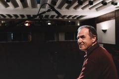 Ο Γιώργος Βέγκος, στις ιστορίες  των τεχνικών του ΔΗ.ΠΕ.ΘΕ. Βέροιας, μέσα από το κανάλι του Θεάτρου στο youtube και στο  soundcloud
