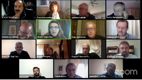 Πραγματοποιήθηκε την Κυριακή 28/3 τηλεδιάσκεψη που οργάνωσε ο ΣΥΡΙΖΑ  Προοδευτική Συμμαχία  Ημαθίας για τα αγροτικά ζητήματα