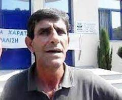 Τάκης Τσιουλάκος, πρόεδρος Αγροτικού Συλλόγου Νάουσας «Μαρίνος Αντύπας»:  «Η κατάσταση είναι δραματική. Οι αγρότες βρισκόμαστε σε απόγνωση»