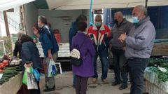 Περιοδεία στη λαϊκή αγορά Βέροιας  από την ΤΕ Ημαθίας ΚΚΕ