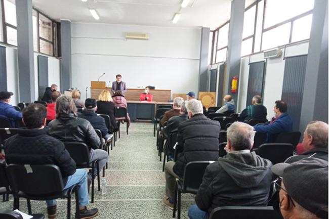 ΕΡΓΑΤΙΚΟ ΚΕΝΤΡΟ ΝΑΟΥΣΑΣ:Απόφαση για κήρυξη 24ωρης απεργίας στις 6 Μάη