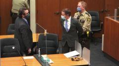 ΗΠΑ: Ένοχος ο δολοφόνος του Τζορτζ Φλόιντ