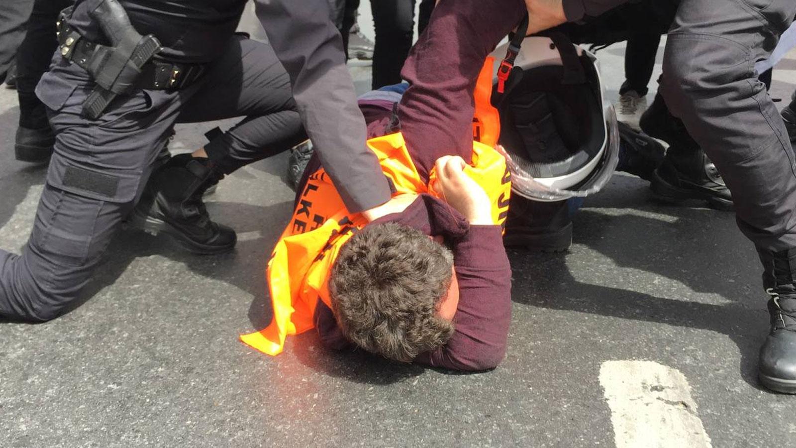 Τουρκία: Όργιο αστυνομικής καταστολής στην πορεία για την Πρωτομαγιά