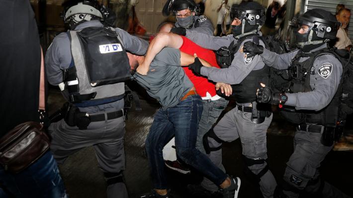 ΠΑΓΚΟΣΜΙΟ ΣΥΜΒΟΥΛΙΟ ΕΙΡΗΝΗΣ: Καταδικάζει την καταστολή των Παλαιστινίων στην κατεχόμενη Ιερουσαλήμ