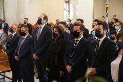 Παρουσία του Υφυπουργού Οικονομικών, Απόστολου Βεσυρόπουλου, ως Εκπροσώπου της Κυβέρνησης & της Προέδρου τηςΕπιτροπής «Ελλάδα 2021» οι εκδηλώσεις για την Επέτειο του Ολοκαυτώματος της Νάουσας