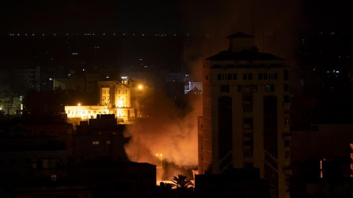 ΛΩΡΙΔΑ ΤΗΣ ΓΑΖΑΣ: Στους 109 οι νεκροί Παλαιστίνιοι, ενώ ο ισραηλινός στρατός «μάζεψε» την ανακοίνωση ότι έχει μπει στον Παλαιστινιακό θύλακα